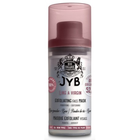 JYB COSMETICS LIKE A VIRGIN MASCARILLA LIMPIADORA FACIAL