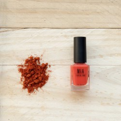 MIA LAURENS PARIS ORANGE CLAY