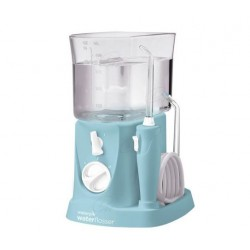 WATERPIK Traveler Irrigador bucal AZUL MUY CLARO