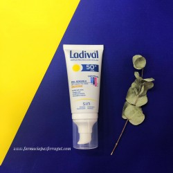 LADIVAL PIELES SENSIBLES SPF50+ CON COLOR