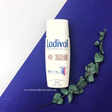 LADIVAL URBAN FLUID SPF50+