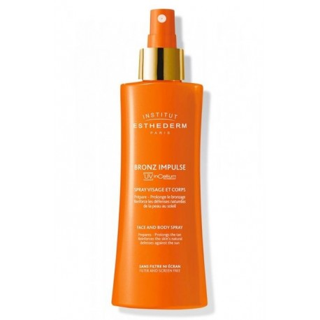 I. ESTHEDERM BRONZ IMPULSE Spray facial y corporal