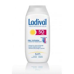 LADIVAL PIELES TATUADAS SPF50+