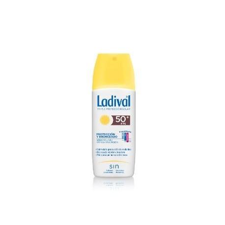 LADIVAL Protección y bronceado SPF50+ Spray Fluido