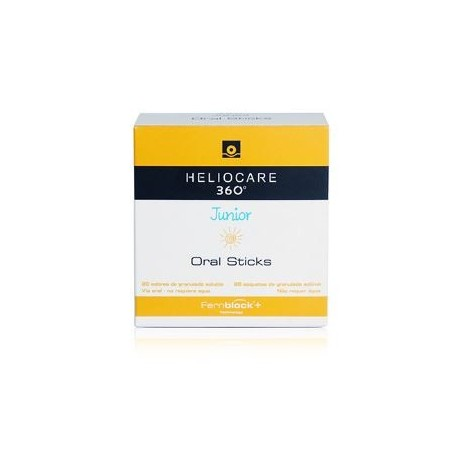 HELIOCARE 360º JUNIOR Oral Sticks