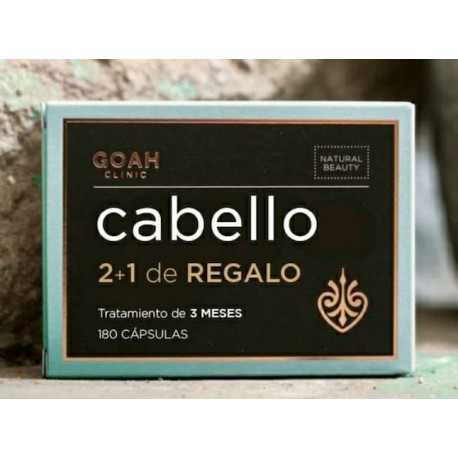 GOAH CLINIC CABELLO PACK 2+1