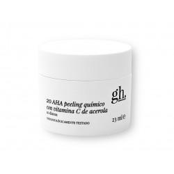 GH 20 AHA peeling químico con vitamina C de acerola