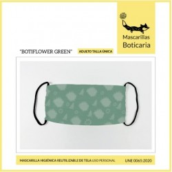 BOTIMASCARILLA Botiflower Green