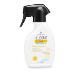 HELIOCARE 360º PEDIATRICO Loción Spray para pieles atópicas