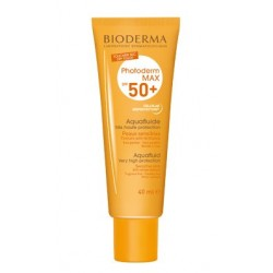 BIODERMA PH MAX AQUAFLUIDE SPF50+ SIN COLOR