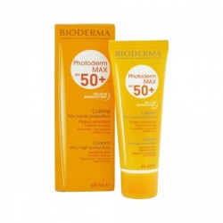 BIODERMA PH MAX SPF 50+CREMA COLOR 40ML.