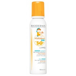 BIODERMA PHOTODERM KID MOUSSE SOLAR SPF50+