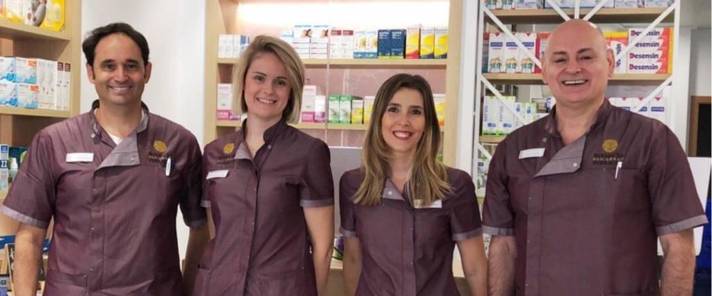 Equipo Farmacia Paz Ferragut